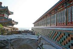 starożytny budynku krajobrazu Zdjęcie Stock
