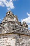 starożytny chichen obserwatorium Obraz Royalty Free