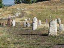 starożytny cmentarz Fotografia Royalty Free