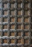 starożytny drzwi Obrazy Stock