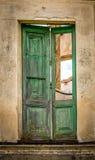 starożytny drzwi Obrazy Royalty Free