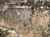 starożytny fragment Zdjęcie Royalty Free