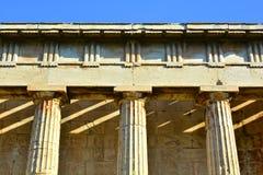 starożytny grecki architektury obrazy royalty free