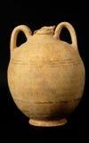Starożytny Grek i rzymska waza Obrazy Stock