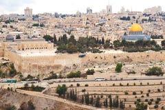 starożytny Jerusalem Zdjęcia Royalty Free