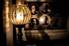 starożytny latarnia Fotografia Royalty Free