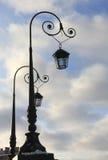 starożytny latarnia Zdjęcia Stock