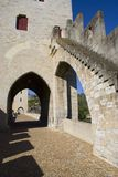 starożytny most Fotografia Stock