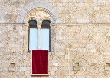 starożytny okno Zdjęcie Royalty Free