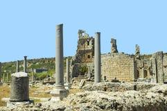 starożytny perge Fotografia Stock