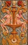 starożytny placque Fotografia Stock