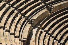 starożytny teatr Zdjęcia Stock