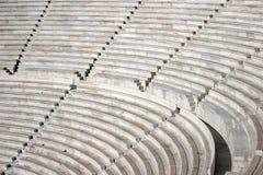 starożytny teatr Fotografia Stock