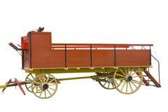 starożytny wózków siano Obrazy Stock