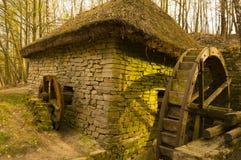 starożytny watermill Obrazy Stock