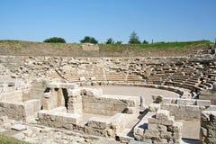 starogreckie teatr Zdjęcie Royalty Free