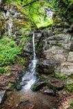 Starohutsky waterfall in Slovakia Stock Photo