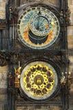Staromestky Orloj Stock Photo
