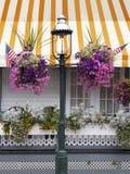 Staromodna latarnia uliczna obraz royalty free