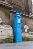 Staromodna policja telefonuje Londyn Zdjęcia Stock