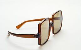 Staromodni okulary przeciwsłoneczni Fotografia Royalty Free