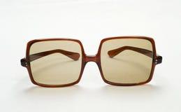 Staromodni okulary przeciwsłoneczni Fotografia Stock