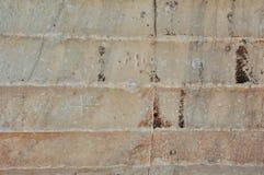 Starożytny Grek kolumny tło Obrazy Royalty Free