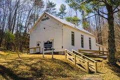Starr Bolar United Methodist Church imagen de archivo libre de regalías