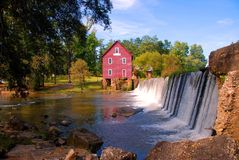 Starr's Mill  Stock Images