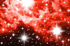 Starry Royalty Free Stock Image