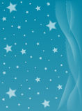 Starry background Royalty Free Stock Photo