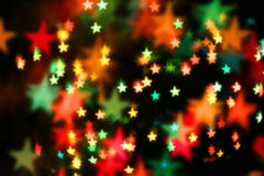 Starry background stock photo