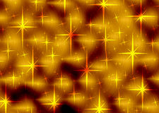 Starry background royalty free stock images