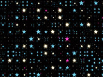 Starry background. Holiday and festive starry background Royalty Free Stock Photo