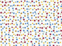 Starry background. Holiday and festive starry background Stock Photography