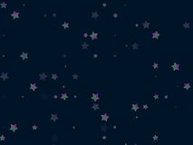 Starry background Stock Photography