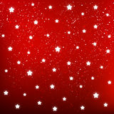 Starry background Stock Image