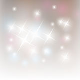 Starry background Stock Images
