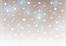 Starry background. For Your design Royalty Free Stock Photography