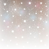 Starry background. For Your design Royalty Free Stock Images