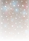 Starry background. For Your design Royalty Free Stock Image