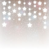 Starry background for Your design Stock Image