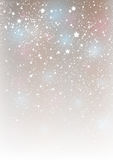 Starry background for Your design. Starry background silver for Your design Royalty Free Stock Images