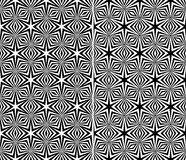 Starry Elements Seamless Patterns Royalty Free Stock Images