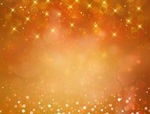 Starry festive background. Elegant starry festive background bokeh Royalty Free Stock Photography