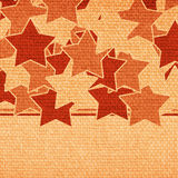 Starry grunge background Royalty Free Stock Images