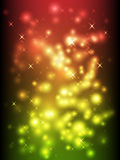 Starry holiday Stock Photos