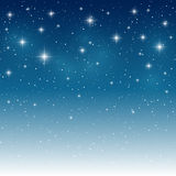 Starry light background Stock Photo