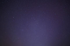 starry nattsky Fotografering för Bildbyråer