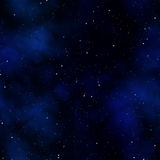 starry nebulaavstånd stock illustrationer